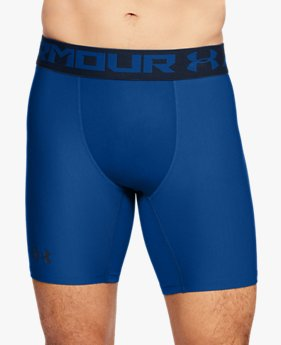 Short HeatGear® Armour Mid Compression da uomo